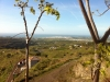 Blick von Arenas auf Torre del Mar