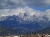 Blick auf der Sierra Nevada