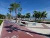 Fahrradweg Paseo Maritimo