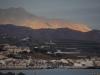 Sonnenuntergang auf Caleta