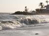 Strandweg zu Eucalyptos