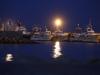Yachthafen Abends